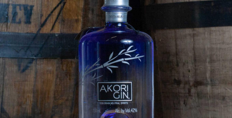 Gin Premium Akori