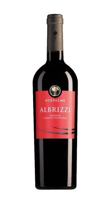 Salento Rosso 'Albrizzi' Due Palme 2015