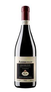 """Amarone Classico """"Ambrosan"""" Nicolis 2007"""