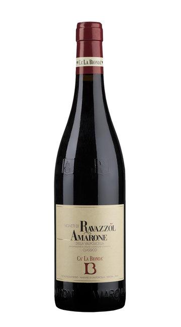 Amarone Classico 'Vigneti di Ravazzol' Ca' La Bionda 2012