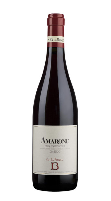 Amarone Classico Ca' La Bionda 2012