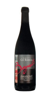 "Amarone Classico ""Monte Ca' Bianca"" Begali 2012"