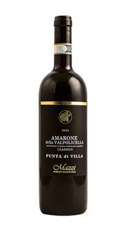 Amarone Classico 'Punta di Villa' Mazzi 2013