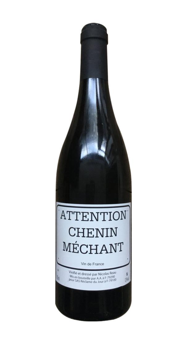 Anjou Blanc 'Attention Chenin Mechant' Clos des Treilles 2017