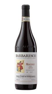 """Barbaresco Riserva """"Montefico"""" Produttori del Barbaresco 2011"""