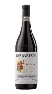 """Barbaresco Riserva """"Montestefano"""" Produttori del Barbaresco 2011"""