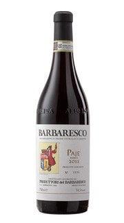 """Barbaresco Riserva """"Pajé"""" Produttori del Barbaresco 2011"""