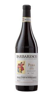 """Barbaresco Riserva """"Pora"""" Produttori del Barbaresco 2011"""