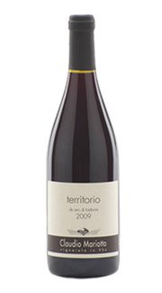 Barbera 'Territorio' Claudio Mariotto 2015