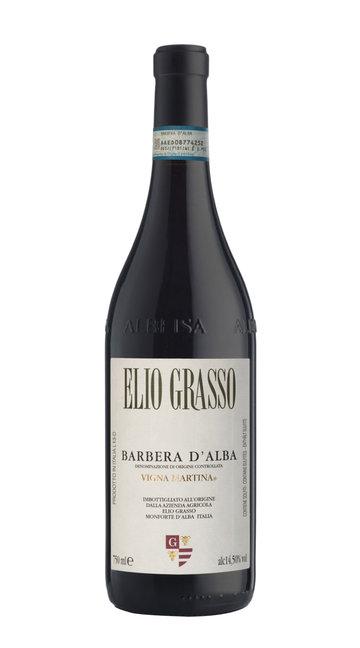 Barbera d'Alba 'Vigna Martina' Elio Grasso 2015