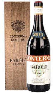 """Barolo """"Francia"""" Magnum Giacomo Conterno 2011"""