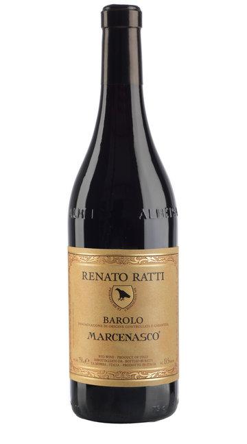 Barolo 'Marcenasco' Magnum Renato Ratti 2014