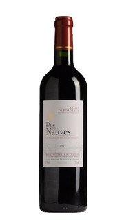 """Cote de Bordeaux """"Duc des Nauves"""" Chateau Le Puy 2014"""