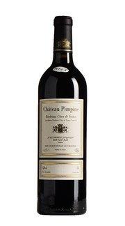 """Bordeaux Côtes de Francs """"Pimpine"""" Chateau Le Puy 2013"""