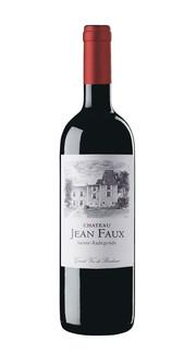 Bordeaux Rouge Superieur 'Sainte Radegonde' Chateau Jean Faux 2015