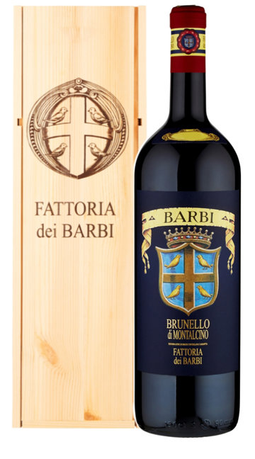 Brunello di Montalcino Magnum Fattoria dei Barbi 2011