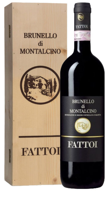 Brunello di Montalcino Magnum Fattoi 2013