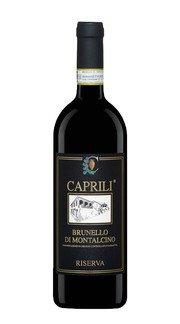 Brunello di Montalcino Riserva 'Ad Alberto' Caprili 2012