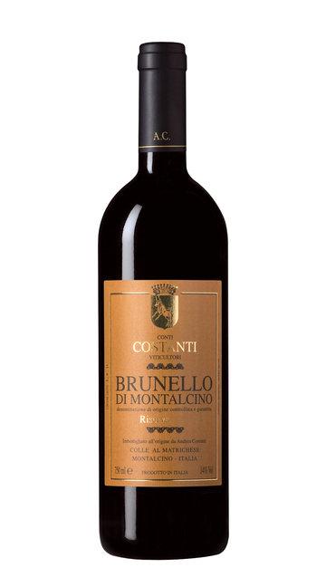 Brunello di Montalcino Riserva Conti Costanti 2012