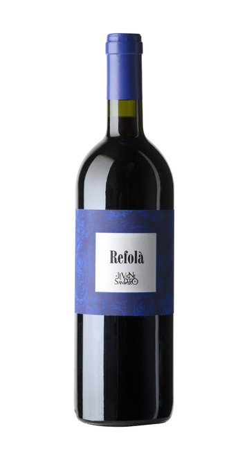 Cabernet Sauvignon 'Refolà' Le Vigne di San Pietro 2009