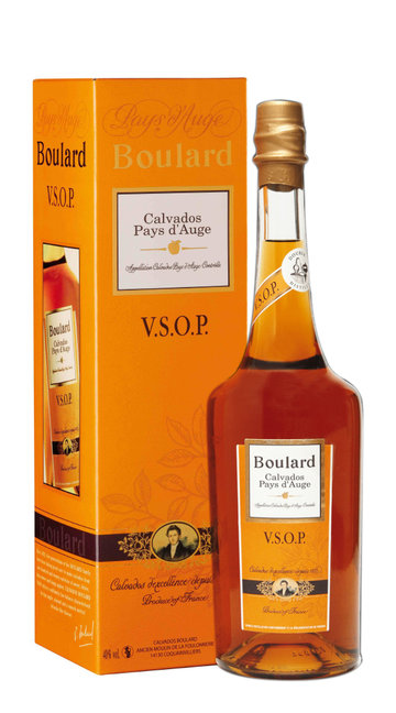 Calvados Pays d'Auge Boulard VSOP