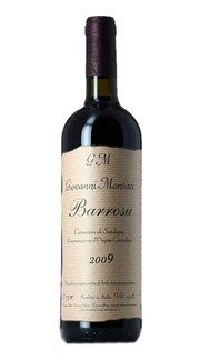 Cannonau Riserva 'Barrosu' Montisci 2016