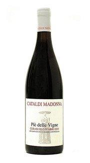 Cerasuolo d'Abruzzo 'Piè delle Vigne' Cataldi Madonna 2015