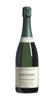 Champagne Brut di Pinot Meunier Premier Cru 'Les Vignes de Vrigny' Egly Ouriet