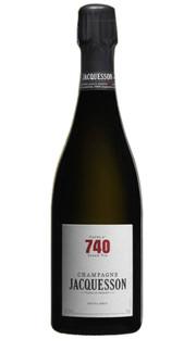 Champagne Extra Brut Cuvée 740 Magnum Jacquesson