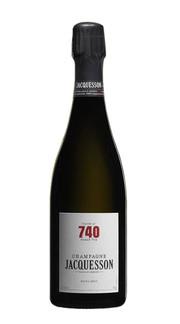 Champagne Extra Brut Cuvée 740 Jacquesson