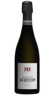 Champagne Extra Brut Cuvée 741 Magnum Jacquesson