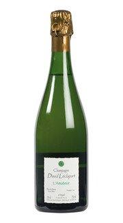 """Champagne Extra Brut Blanc de Blancs Premier Cru """"L'Amateur"""" David Leclapart"""