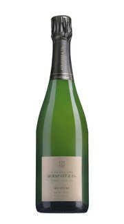 Champagne Extra Brut Blanc de Blancs Grand Cru 'L'Avizoise' Agrapart 2010