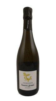 """Champagne Extra Brut Blanc de Blancs """"Blanc d'Argile"""" Vouette et Sorbee"""