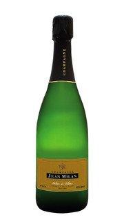 Champagne Extra Brut Blanc de Blancs Grand Cru Oger Jean Milan