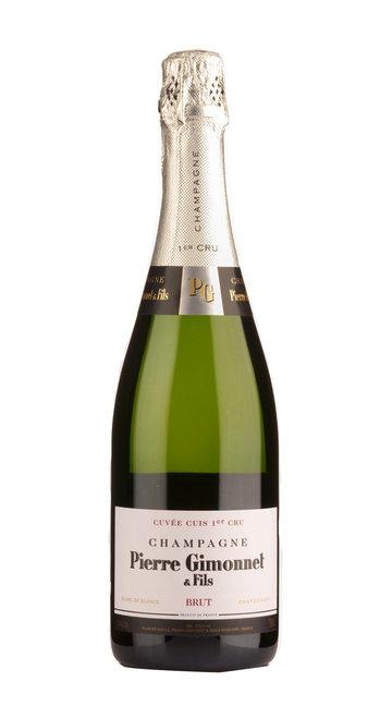 Champagne Brut Blanc de Blancs Premier Cru Pierre Gimonnet