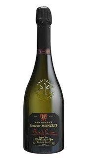 """Champagne Brut Blanc de Blancs """"Grande Cuvée"""" Robert Moncuit 2008"""