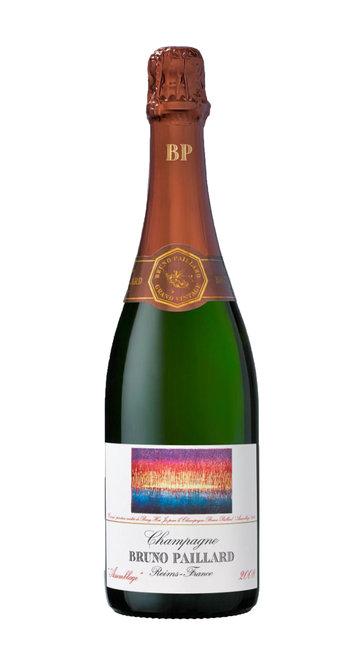Champagne Brut Millésime Bruno Paillard 2008