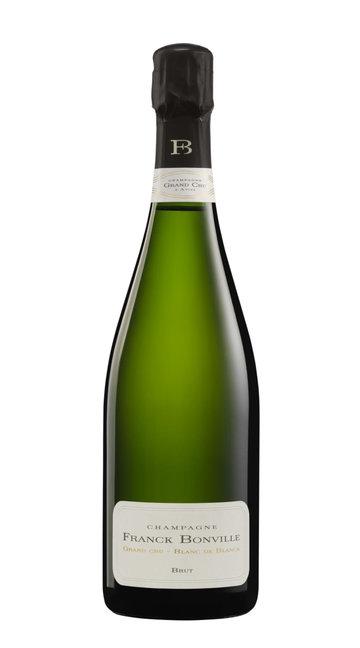 Champagne Brut Blanc de Blancs Grand Cru Franck Bonville