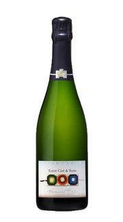 "Champagne Brut Cuvée ""Entre Ciel et Terre"" Francoise Bedel"