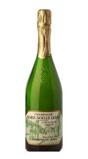 """Champagne Brut Grand Cru Blanc de Noirs """"Cuvée Goulté"""" Marie Ledru 2010"""