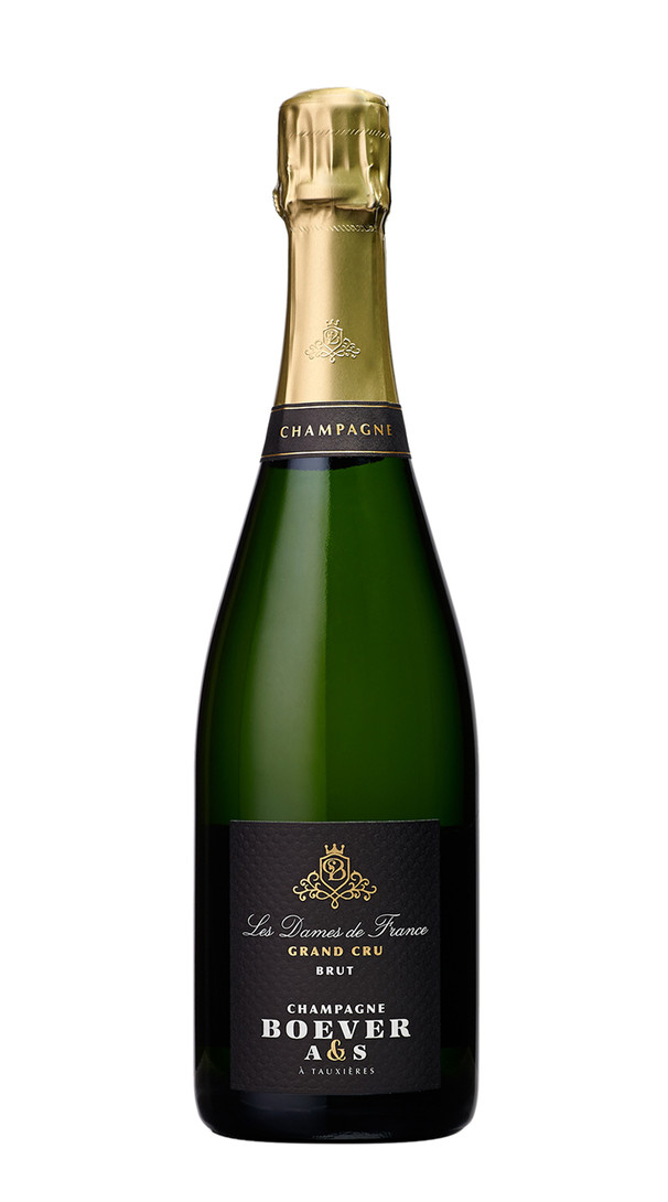 Champagne Brut Grand Cru 'Des Dames de France' Boever A&S