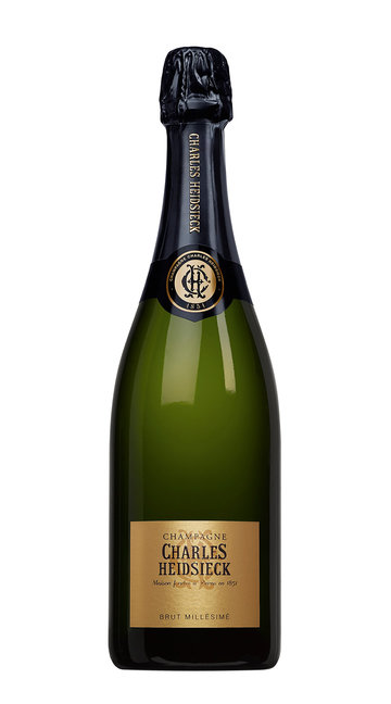 Champagne Brut Millesimé Charles Heidsieck 2006