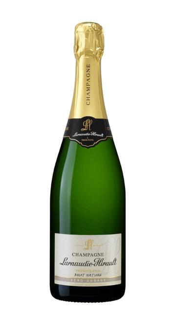 Champagne Brut Nature Zero Dosage Premier Cru Larnaudie-Hirault
