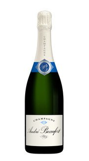 Champagne Brut Polisy André Beaufort 2010