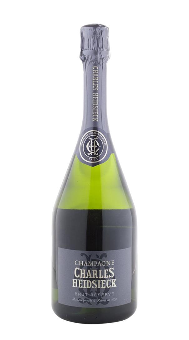 Champagne Brut Reserve Charles Heidsieck
