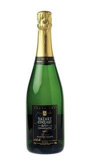 Champagne Brut Reserve Blanc de Blancs Grand Cru Vazart Coquart