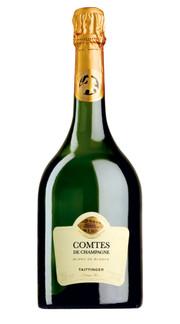Champagne Brut Blanc de Blancs 'Comtes de Champagne' Magnum Taittinger 2006