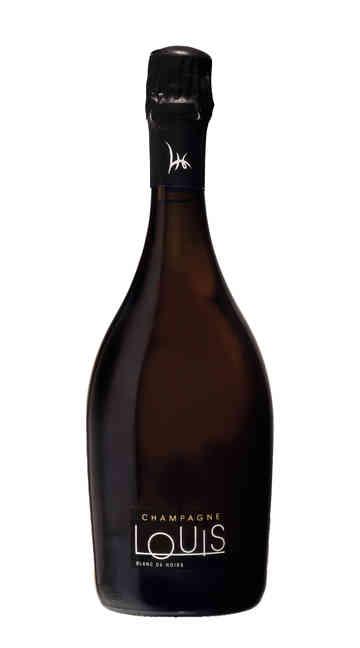Champagne Brut Blanc de Noirs 'Cuvée Louis' Louis Huot 2009