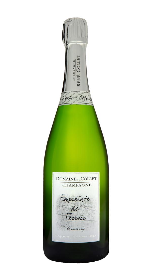 Champagne Extra Brut 'Empreinte de Terroir - Chardonnay' Domaine Collet